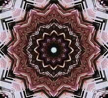 Glitch Kaleidoscope #3 by delahey