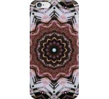 Glitch Kaleidoscope #3 iPhone Case/Skin