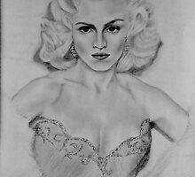 Madonna Vanity Fair 1991 by Squips