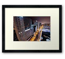 AC Hotel Framed Print