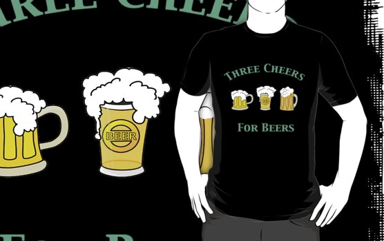 Three Cheers For Beers by pjwuebker