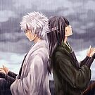 Gintama - Wash it away by banafria