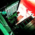 NYC Red & Green by Guilherme Pontes