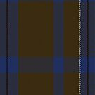 02222 Blue Clay, (Unidentified #44) Tartan Fabric Print Iphone Case by Detnecs2013