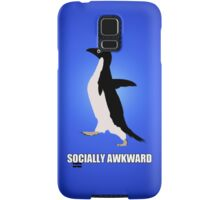 Socially Awkward Tee Samsung Galaxy Case/Skin