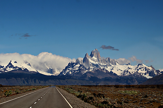 Last Road to Fitz Roy by CGreene85