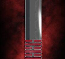 Storm Shadow's Katana 1 by Jeffery Borchert