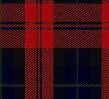 02243 Luton du' Jour (Unidentified #65) Tartan Fabric Print Iphone Case by Detnecs2013