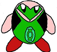 The Green Lantern KIrby by dkdiamondz
