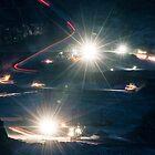 The Super Pit by Night by Tim Schoch