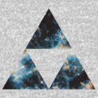 Exploding Nebula Triforce by Nate4D7