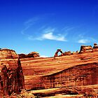 Arches Park Panorama by Norbert Karpen