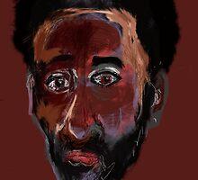 Self-portrait -(210413)- Digital art/Program: Harmony by paulramnora