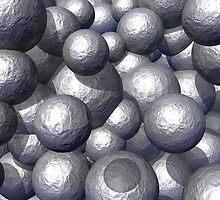 Heavy Metal Spheres by Phil Perkins