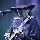 Tony Joe White by Natalie Ord