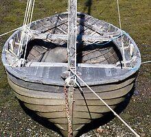 Old Boat by Jennifer J Watson