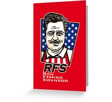 RFS Greeting Card
