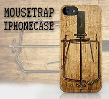 Mousetrap iPhonecase by Nicklas81