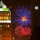 St. Louis Fireworks  by L2Photography