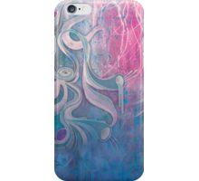 Electric Dreams iPhone Case/Skin