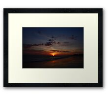 What's your Heaven? Framed Print
