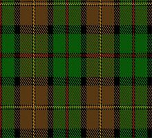 02256 Weatherman MacLeod (Unidentified) Tartan Fabric Print Iphone Case by Detnecs2013