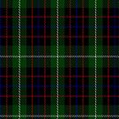 02263 BGKG Unidentified Dancing Hunter Tartan Fabric Print Iphone Case by Detnecs2013