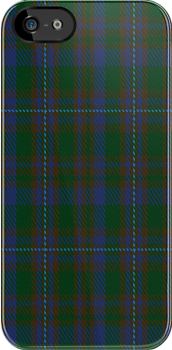 02267 Canadian Unidentified Fragment Artefact Tartan Fabric Print Iphone Case by Detnecs2013