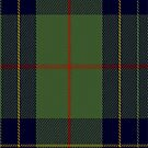 02269 Acorns of Isle Unidentified Tartan Fabric Print Iphone Case by Detnecs2013
