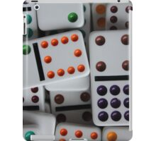 Dominoes  iPad Case/Skin