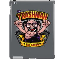 The Trashman iPad Case/Skin