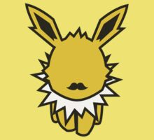 Gentlemon - Jolteon by Nicholas Poulos
