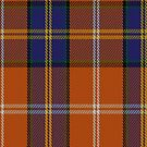 02275 Fourth Down Lindley Unidentified Tartan Fabric Print Iphone Case by Detnecs2013