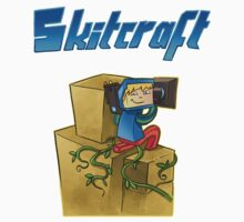 SpaceshipAwesome/Iron Golem Skitcraft Shirt by RileyJack