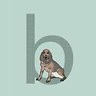 B for Bloodhound by little-gunta
