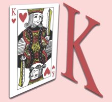 K is for King by little-gunta