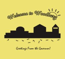 Welcome to Woodbury! by jayebz