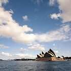 Sydney Opera House by Tim Schoch