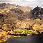 Yewbarrow - Wast Water by David Lewins LRPS