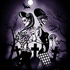 Undead Rockabilly Sisters  by ScreamingDemons