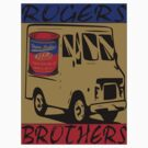 usa warriors truck by rogers bros by usanewyork