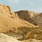 Mountains Near Masada by Michael Redbourn