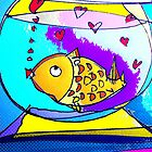 romantic goldfish by paul edmondson