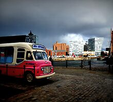 liverpool ice cream by paul edmondson