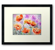 Perfect Partners Framed Print