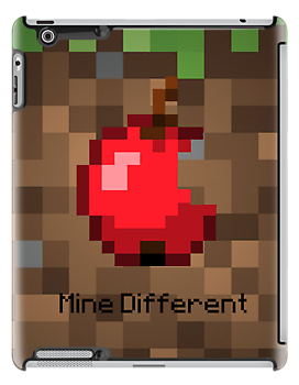 Mine Different - iPad by PlatinumFury