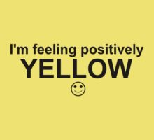 Feelings: Yellow by Henzooo