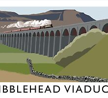 Ribblehead Viaduct by cheqchicken