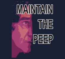 Maintain the Peep by mblease