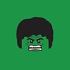 The Hulk by Jonathan  Ladd